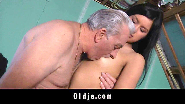 Old real man sex Old »